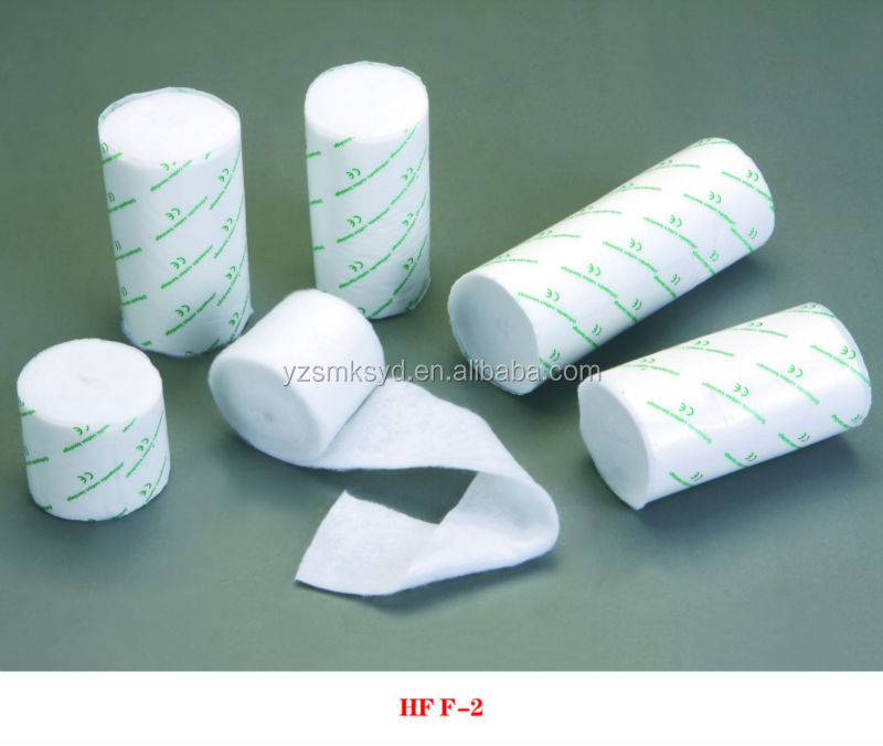 Disposable Hospital Use Plaster Of Paris Bandage