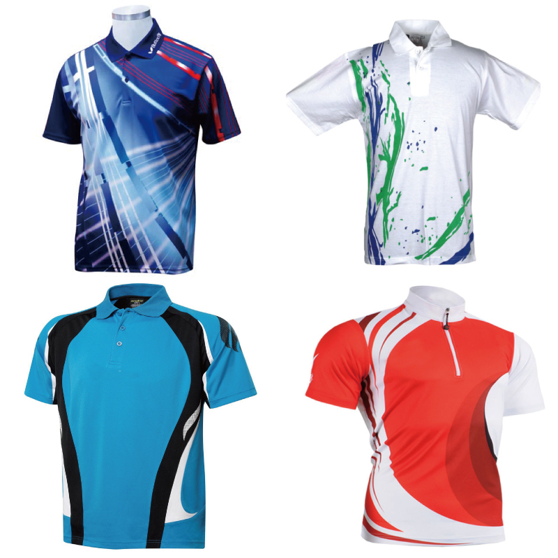 Sports custom made design dry fit golf men polo t shirts for Athletic t shirt design ideas