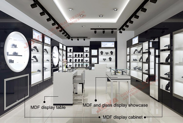Modern Jewellry Counter interior Design Ideas Jewellery Shops