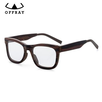 ce708233f9f Waterproof New Design Wooden Reading Glasses Optical Eyeglasses Frames