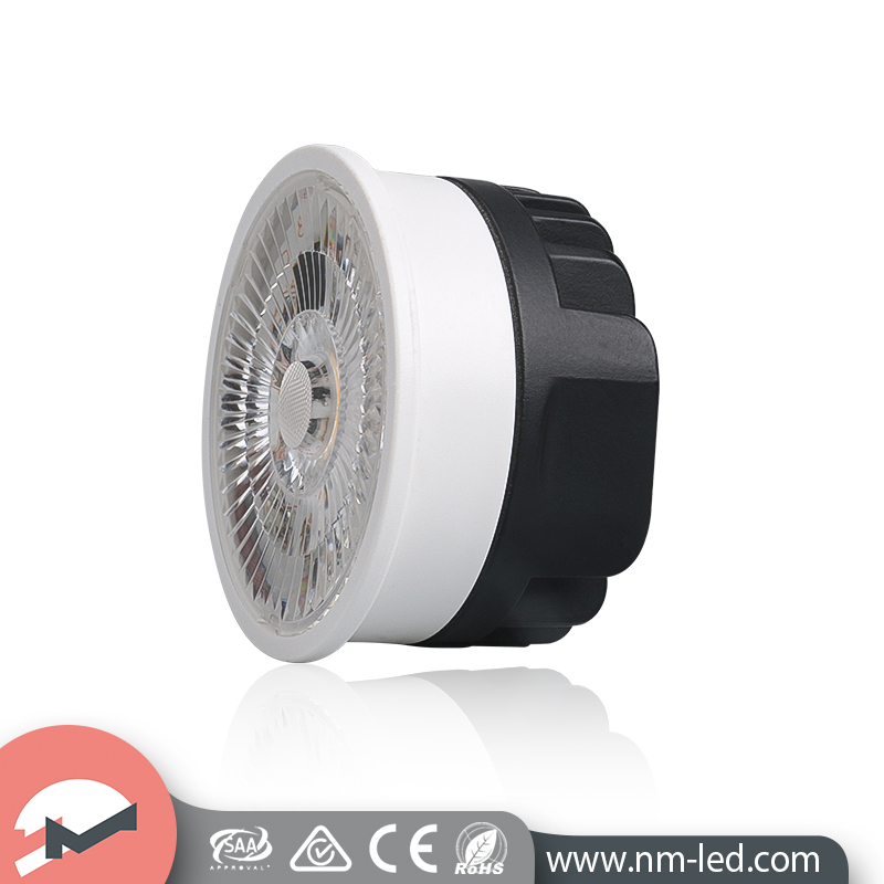 Direct Replacement Halogen Downlight 6W AC COB LED MR16 Lamp