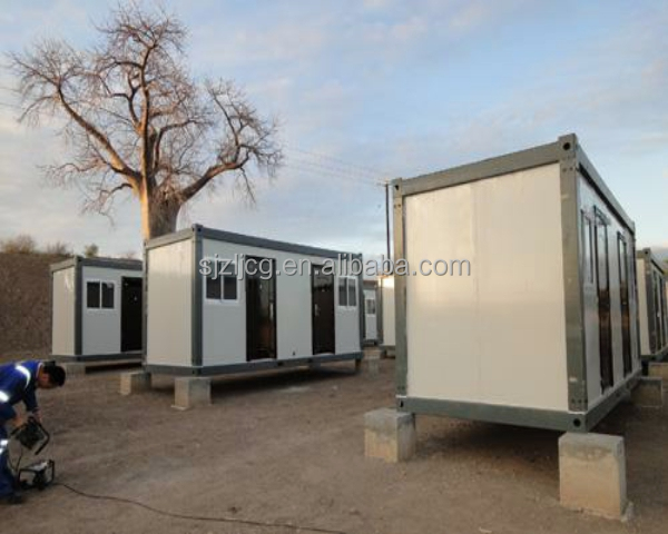 prefabricated shipping container homes foldable container house