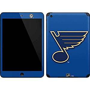 NHL St. Louis Blues iPad Mini (1st & 2nd Gen) Skin - St. Louis Blues Solid Background Vinyl Decal Skin For Your iPad Mini (1st & 2nd Gen)