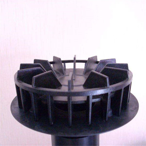 HDPE pipe fitting Siphonic Roof PE pipe Rainwater Drainage