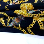 Custom Digital Printing Silk CDC 12mm silk Fabric For Garment Costume Sleepwear