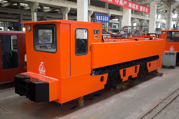 High Quality Coal Mine Underground Storage Battery Electric Locomotive On  Sale - Buy Trolley Mining Locomotive,Shunting Locomotive,Underground Mining