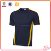 2015 GYM T-shirt use fabric of Interlock dry fit quality