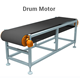 HONGJUN M50 AC Drum Fan Conveyor Belt Drum Motor