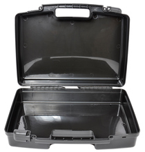 Black Color US General Hard Plastic Tool Storage Box with Foam
