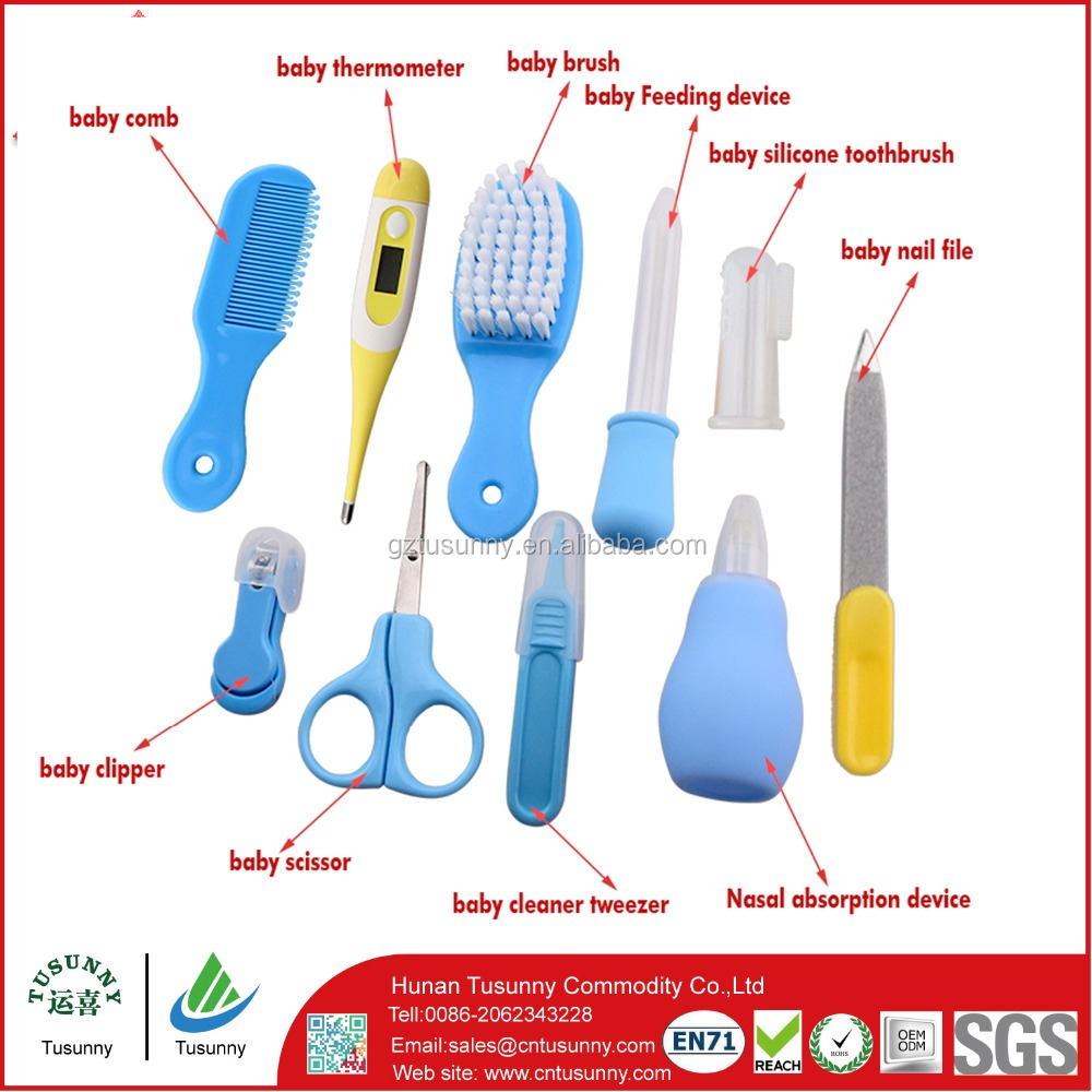 Complete Nursery Care Kit and Shears Scissors Kit
