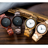 Luxury Man Automatic Wooden Watch,Environment Waterproof Wood ...