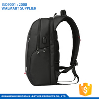 2016 fashion waterproof school bag for laptop computer bag