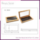 2017 New Fashion Makeup Palette Bamboo Empty Eyeshadow Palette