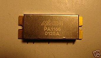 M/A COM PA1166 RF Power Amp Module 6W 1930-1990MHz