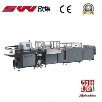 Advance Model Cd Cover Making Machine - Buy Cd Cover Making ...