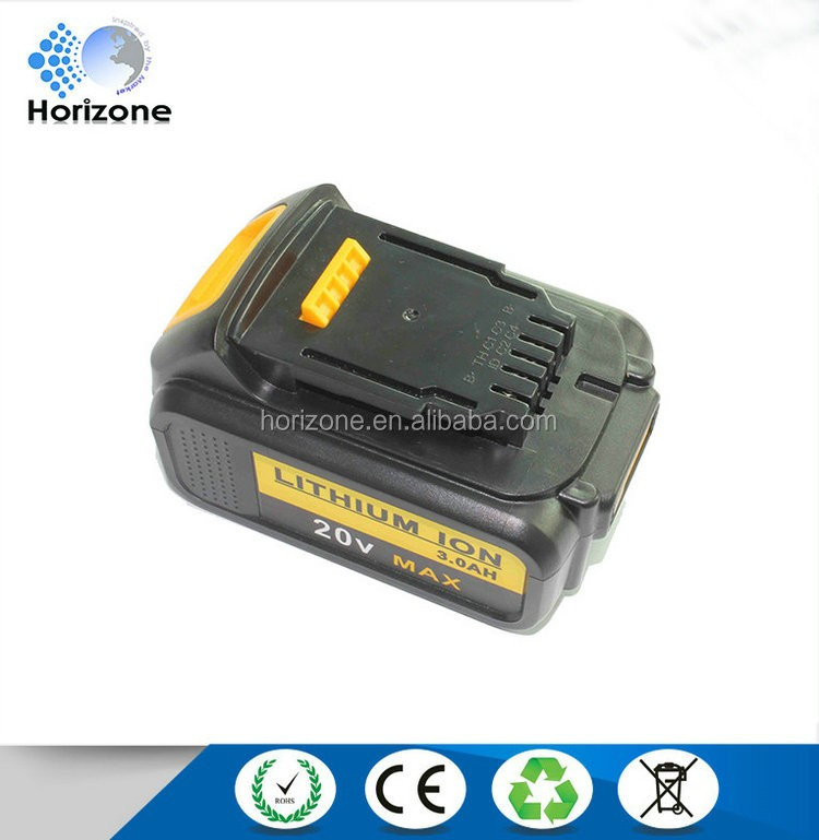 20V 3000mAh liI-ion power craft cordless drill battery