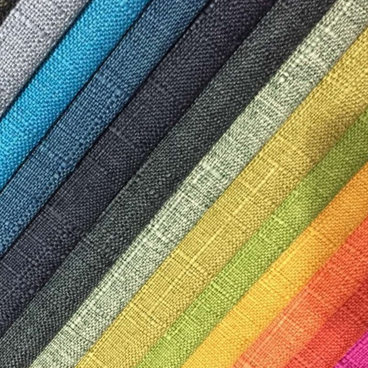 Cotton Linen Fabric Roll Linen Jersey Fabric Korea Linen