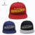 New Design Men Embroidered  100% Acrylic Snapback Custom Hats sports Cap