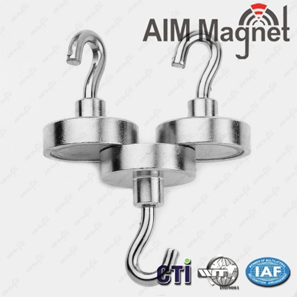 Industrial Magnet Application and Permanent Type Magnetic Hook
