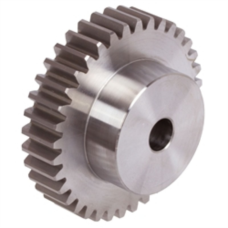 CNC milling precision custom straight <strong>gears</strong> Spur <strong>gear</strong>, module 2, number of teeth 31