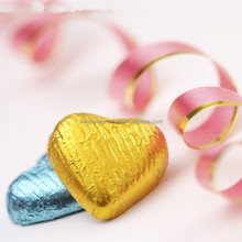 Chocolate aluminium foil paper candy wrappers