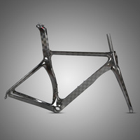 Chinese bicycle 700C bici full carbon fibre road gravel bike frame