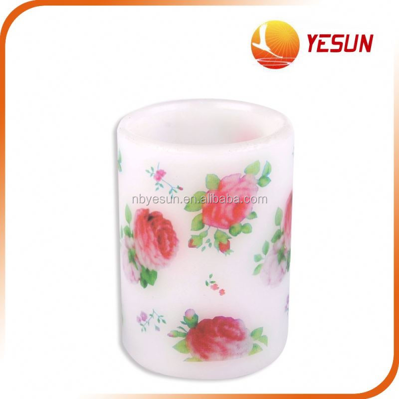 Fully stocked factory directly solar led candle flickering light