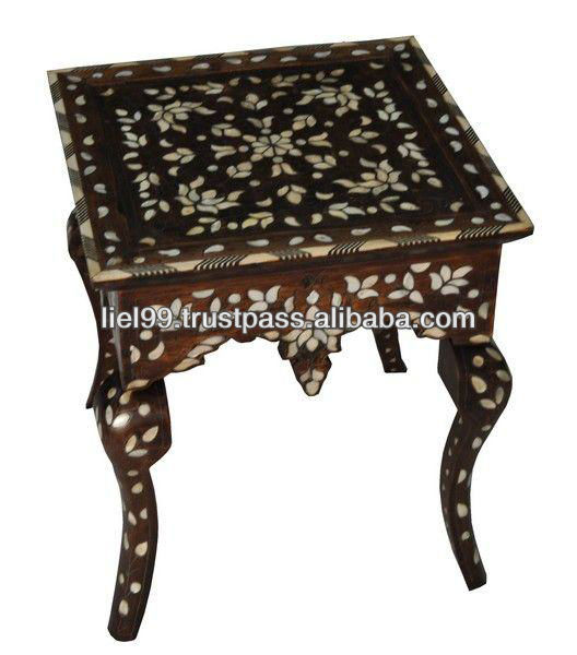 Antique Inlaid Wood Furniture Antique Inlaid Wood Furniture