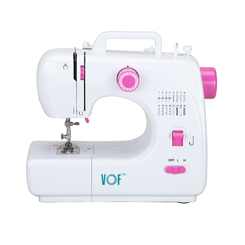 35dcf0c3fed FHSM508 automatic t shirt household bag manual mini sewing machine for sale