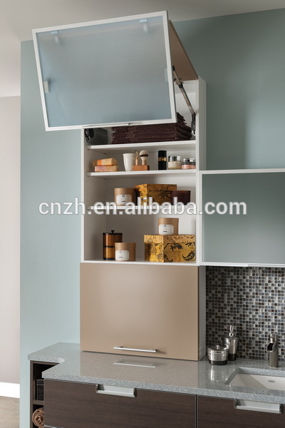 Zhihua Frosted Gl Lift Up Door