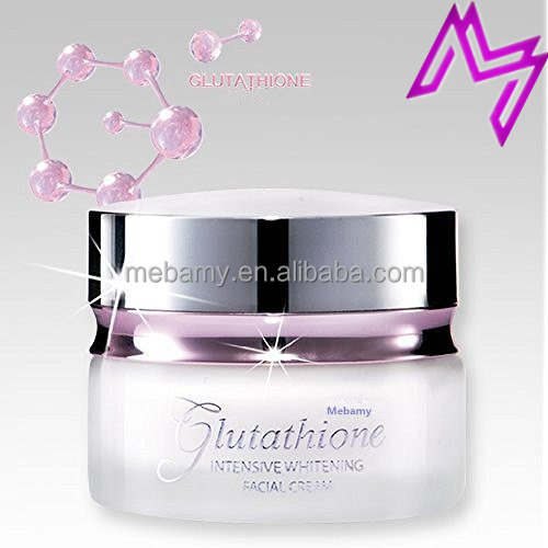 Private Label Whitening Cream Glutathione Intensive Whitening, Lightening Face Cream