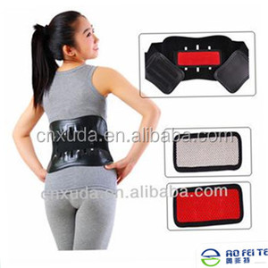 Lumber Lower Back Support Belt Brace Pain Gym Training Weight Lifting