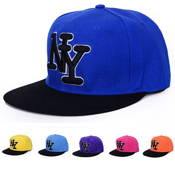 Buy New Fashion Gorras Planas Hip Hop Cap Unisex Women And Men Snapback Hat  NY New York Letter Dance Bone Snap Back Flat-brimmed Hat in Cheap Price on  ... 9a10a807598