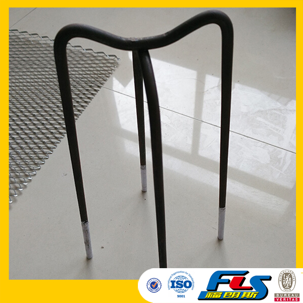Buildig Material PVC Coated Reinforcing Steel Bar Chair/Steel Wire Bar Spacer
