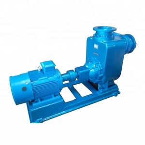 ZW series self priming slurry pump