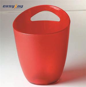 China Supplier OEM/ODM clear plastic ice bucket wholesale