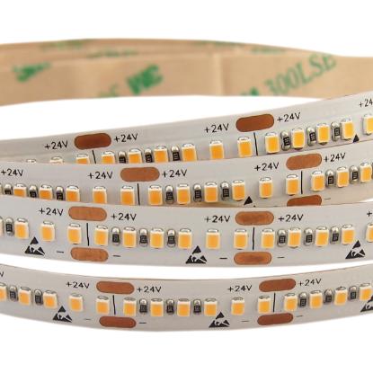 22W/m 180Lm/W  NEW design Top Quality 4000Lm/m High Light efficiecncy Led flex strip lights Top Quality commercial lighting
