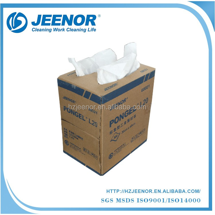 L20 OEM best quality professional lints free paper tissue