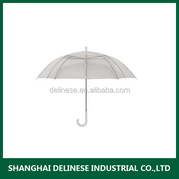 Straight Cheapest Rain Umbrella Frames