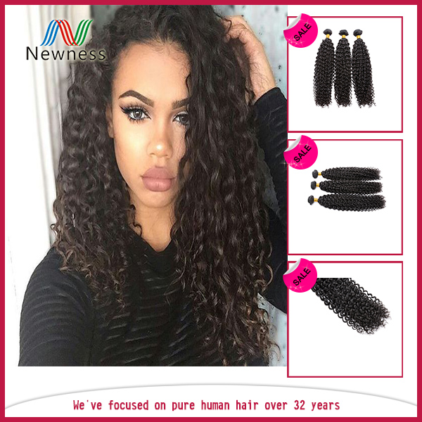 2017 Hot Sale wholesale unprocessed virgin malaysian curly hair No Tangle And No Shedding