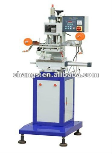 Automatic book edge hot stamping machine