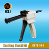 75ml 10:1 AB Adhesive Dispenser Gun for Marble & Solid Surface adhesives
