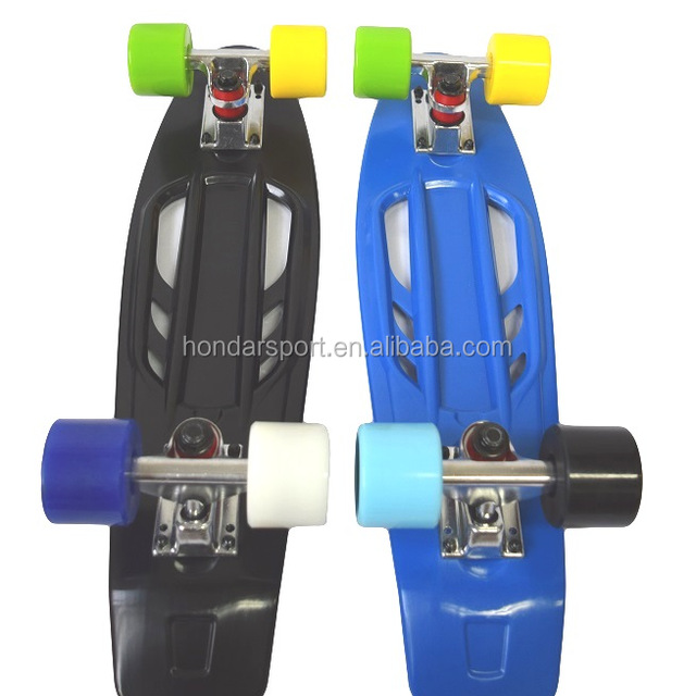 "2016 high quality 22"" retro plastic cruiser with the best price in China"