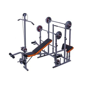 Free Weight Bench , Adjustable Multi-purpose Gym Bench , Adjustable Bench Press