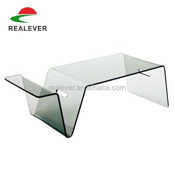 Clear Plastic Coffee Tables Tea Tableacrylic Modern Coffee Table