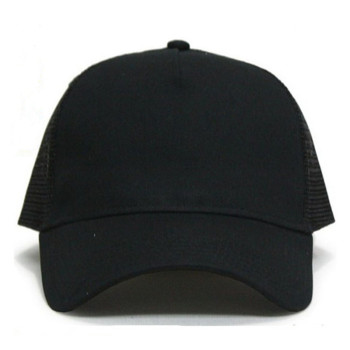 b4c7e2382 Alibaba Wholesale Plain Baseball Caps Hats Blank Cotton Trucker Mesh Cap -  Buy Caps Hats,Blank Cap,Cotton Mesh Cap Product on Alibaba.com