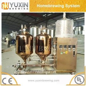 craft beer brewing equipment at home/ home mini brewery brewing equipment