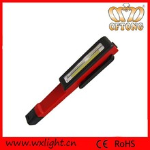 Promotional inspection cob led pen light