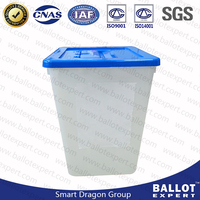 OEM election plastic box and plastic container with custom injection plastic mould