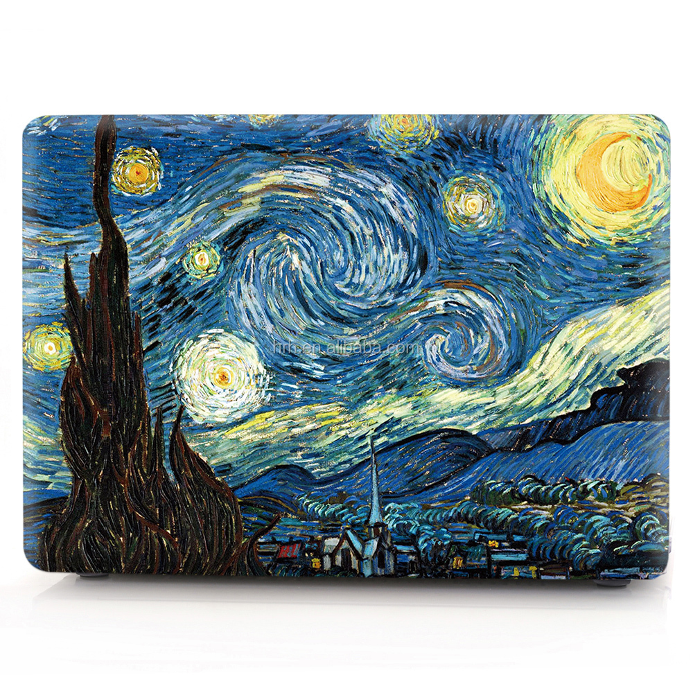 sale retailer a6108 51f14 2 In 1 Starry Night Keyboard Cover And Case Pc Computer For Macbook Pro  Case 13 - Buy For Macbook Pro Case,Pc Case Computer,Pc Case Computer For ...